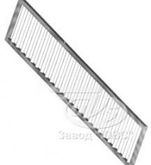 Решетка металлическая