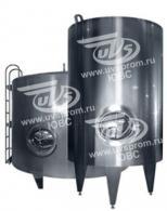 Резервуар вертикальный термоизолированный