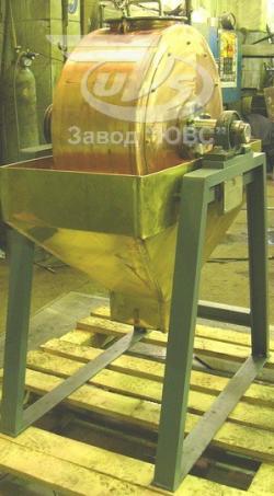 Смеситель барабанный для сыпучих материалов