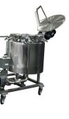 Реакторы для производства товаров бытовой химии