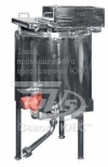 Реактор для расплавки масляного пласта