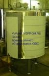 Резервуар вертикальный с подогревом паром РВПП 1.3Т.К.4.0.Л