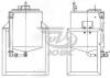 Резервуар накопительный вертикальный РВ-0,1-1.0.К.0.0.0. ПС