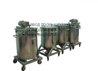 Миксеры для смешивания и хранения жидких и жидкообразных материалов