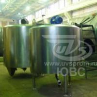 Резервуар для термической обработки косметической продукции