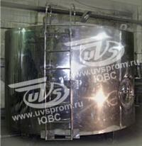 Резервуар термос для молока