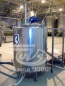 Резервуар для сгущенного молока