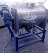 Реактор из титана горизонтальный, кислотостойкий
