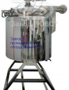 Вакуумный реактор с мешалкой для производства майонеза