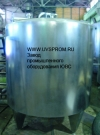 Резервуар со змеевиком охлаждения РВО-1,0-2Т.П.3 3.Р