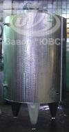 Резервуар вертикальный РВ-9,5.1.0.К.0.0.Р